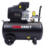 50L Compresseur d'air - 2.0HP 7.7CFM 116PSI 1.5kW