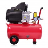 24L Compresseur d'air - 2.5HP 9.6CFM 116PSI 1.8kW