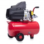 24L Compresseur d'air - 2.0HP 7.7CFM 116PSI 1.5kW