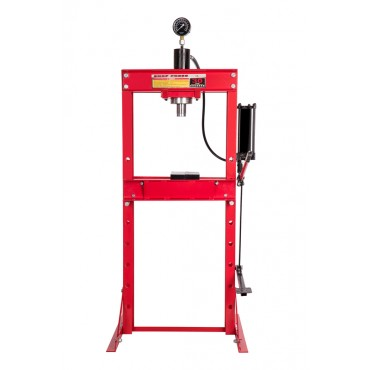 Hydraulic Shop Press 30T with foot control