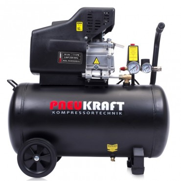50L LITRE Air compressor - 2.0HP 7.7CFM 116 PSI 1.5kW