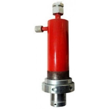 HSP30T-FT-HOF-V2-P003 - 30T Hydraulic cylinder for 30 Ton Shop press with foot pedal