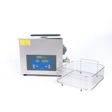 SonicClean digital ultrasonic cleaner 15L