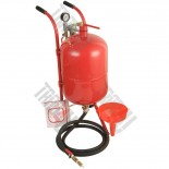 SB 10 Gallon Sandblasting pot auto parts cleaning sandblasting