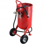 SB 26 Gallon Sandblasting pot auto parts cleaning sandblasting
