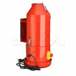 blast cabinet dust collector