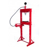 Hydraulic Workshop Garage Shop Standing Press 20 ton with plunger pump and gauge