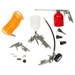 Air compressor kit – 13 piece air compressor tools compressed air accessories