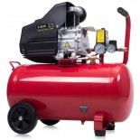 AIRC50L-UK - 50L LITRE Air compressor - 2.5HP 9.6CFM 116 PSI 1.8kW