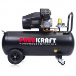 PAC100H030HDD-EU - 100L LITRE Air compressor - 3.0HP 14.6CFM 116 PSI 2.2kW