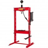 Hydraulic Shop Press 12T with foot control