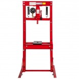 Hydraulic Shop Press 12T with Manometer